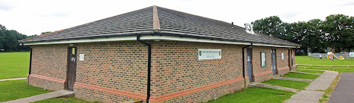 Sports Pavilion Whitehill - Front