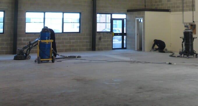 Epoxy Flooring Hampshire