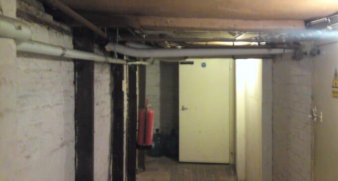 Grade II refurbishment