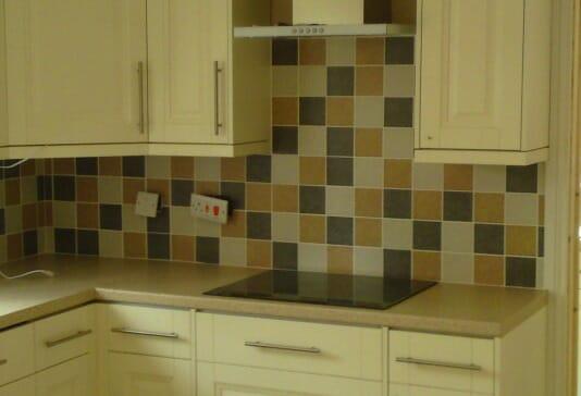 New build house, Waterlooville - kitchen