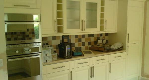 New Build House Waterlooville Kitchen
