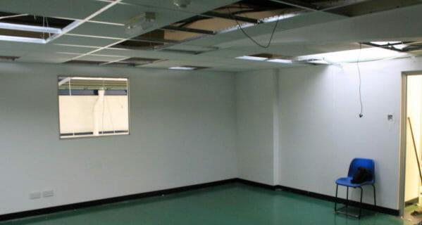 Factory Alterations Denmead - Mezzanine