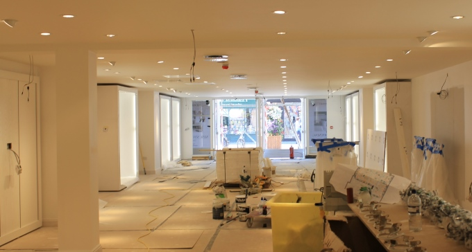 Retail Enabling Works Chichester