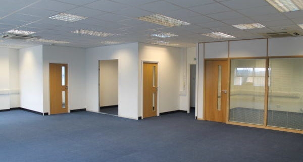 Office Refurbishment Hamble-Le-Rice - Office 01