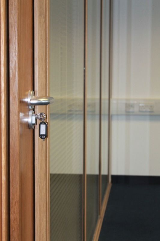 Office fit out Hampshire