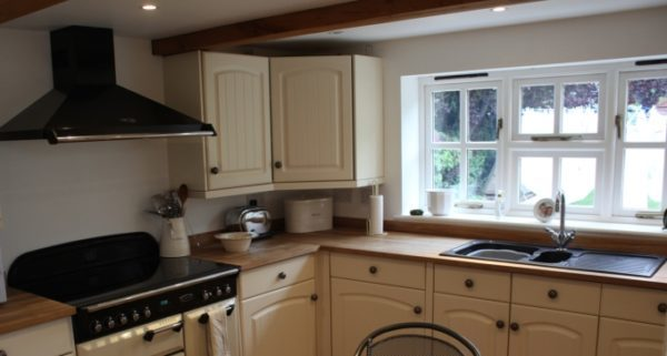 Grade II Refurbishment - Kitchen