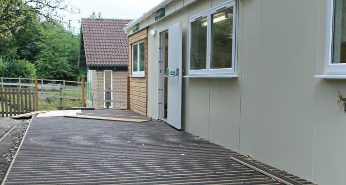 School enabling works, Hampshire