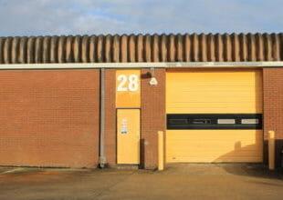 Industrial Unit Refurbishment