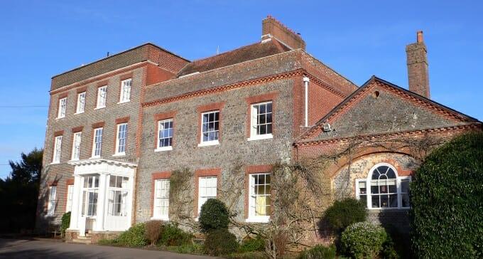 Refurbishment of school in Catherington Hampshire